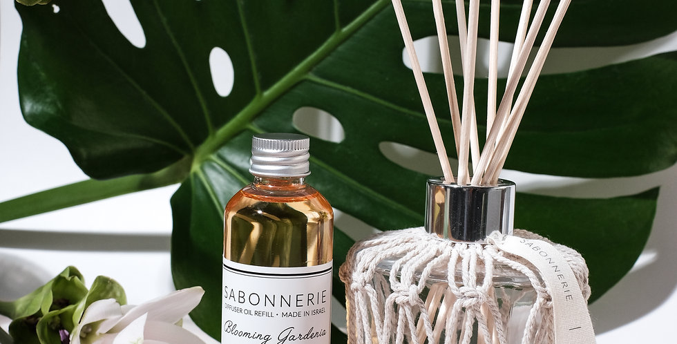 BLOOMING GARDENIA Special Edition Diffuser Refill fragrance oil