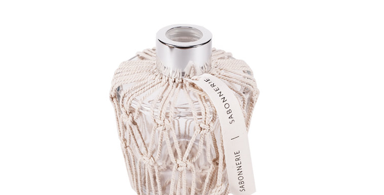 SABONNERIE REED DIFFUSER glass bottle