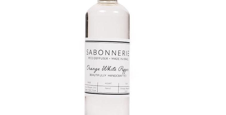 ORANGE & WHITE PEPPER Diffuser Refill fragrance oil