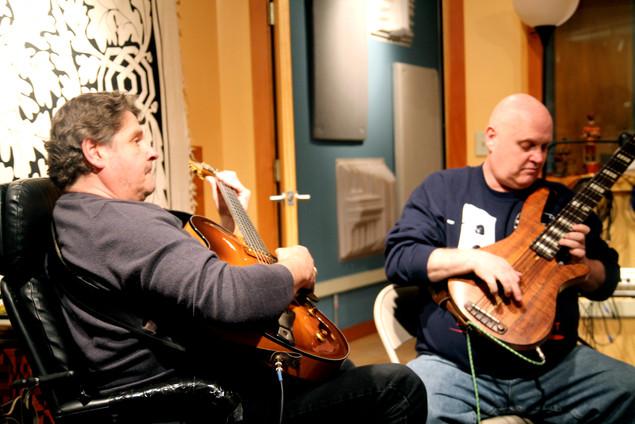 Richie Hart & Jim Stinnett
