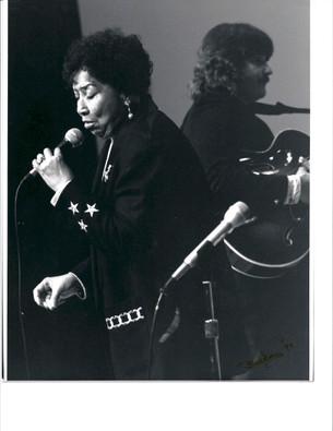 Richie Hart & Etta Jones