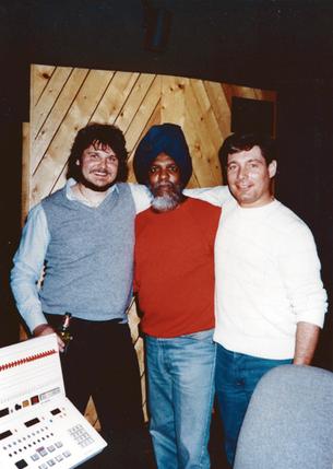 Richie Hart, Dr. Lonnie Smith & Tom Bush