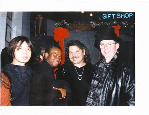 Richie Hart, Russel Malone & Randy Crawf
