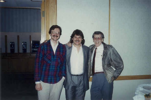 Gary Mazzaroppi, Richie Hart & Tal Farlow