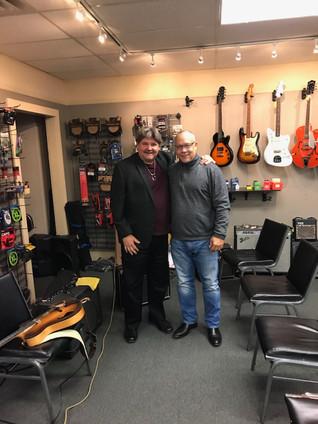 Richie Hart & Rodney Jones