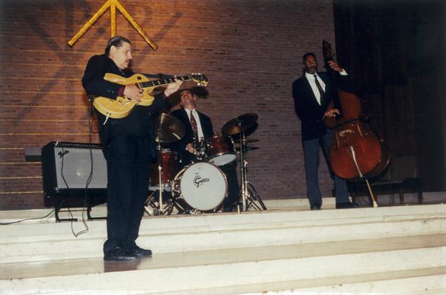 Richie Hart & Ron Carter