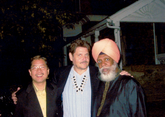 Fukushu Tianaka, Richie Hart & Dr. Lonnie Smith