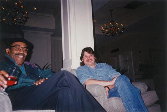 Art Taylor & Richie Hart