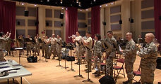 NBC Today Show - USAF Band