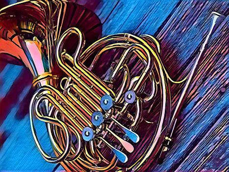 Horn Studio horn