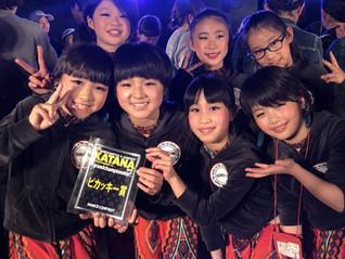 ORI☆N ピカッキー賞おめでとう@KATANA 関西グランドチャンピオン大会