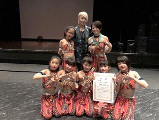 ORI☆N 優勝おめでとう☆@全国ダンスパフォーマンスコンテスト2017