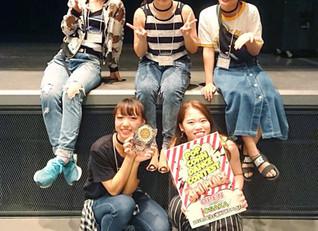 Vanilla 3位入賞おめでとう☆@POP CORN DANCE CONTEST