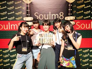 Can☆A☆Dia 5位入賞おめでとう☆@Soulm8