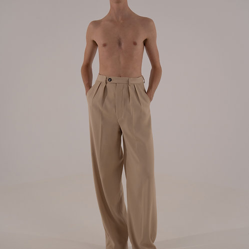 THE WOOL TROUSERS