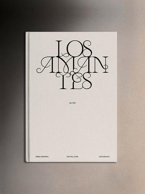 LOS AMANTES. No. 002 (PRE ORDER)