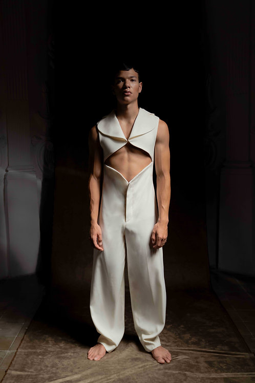 THE WOOL DRAGON-FLY JUMPSUIT