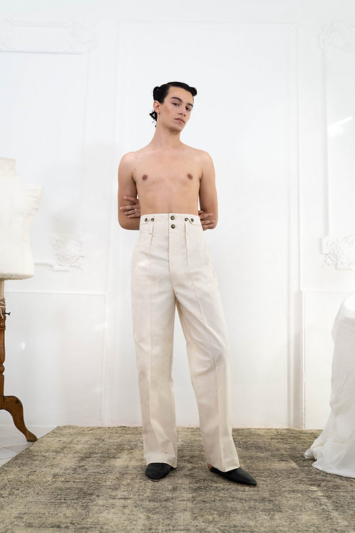 IVORY 1934 TROUSERS