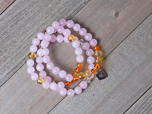 Arizona Sunset Bracelet Stack