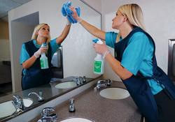 Nettoyage locaux privés