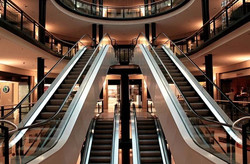 nettoyage centre commercial