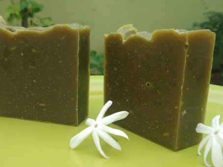 #Moringa Soaps