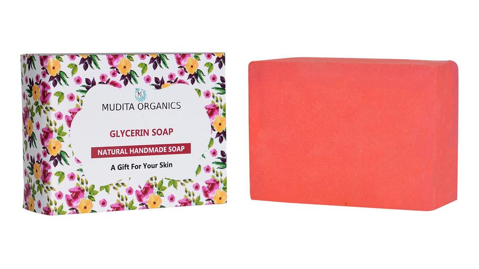 Strawberry Glycerin Soap