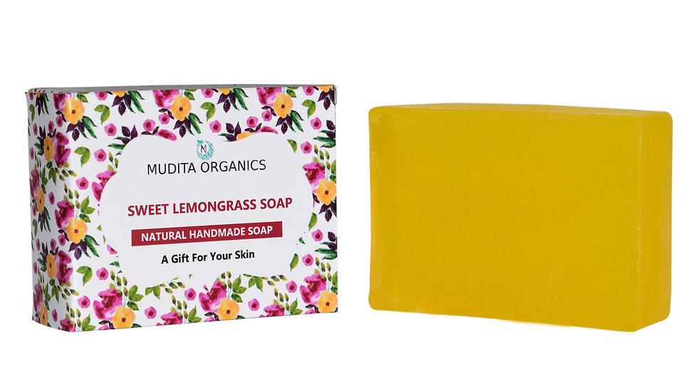 Lemon Grass Glycerin Soap