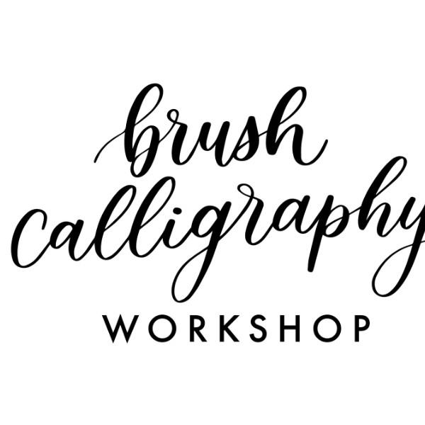 Intro to Brush Calligraphy Workshop