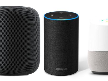 Alexa, Siri o Google Assistant, cuál es el mejor?