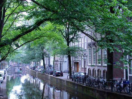 Stopover Amsterdam