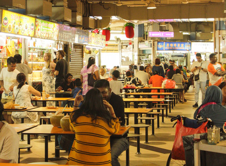 The Best Things I Ate in Singapore's Hawker Centers 2019