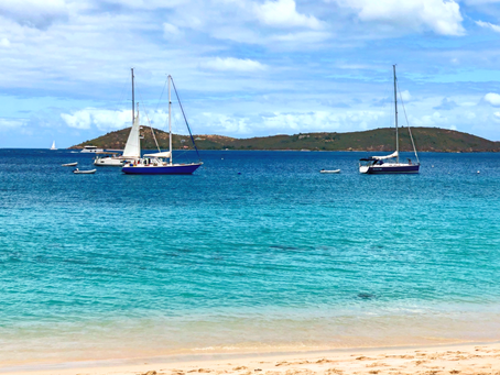Add St. John to your Virgin Islands Cruising Itinerary