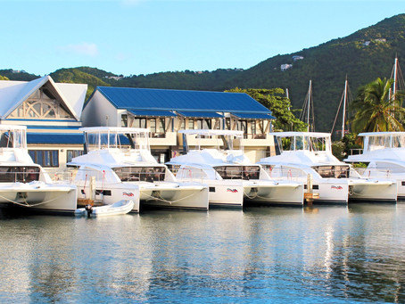 7 Day BVI Cruising Itinerary