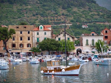 Bareboating Croatia-Vis 2018