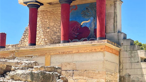 Things to Know when Visiting Knossos Palace and Heraklion Archeological Museum on Crete  Greece