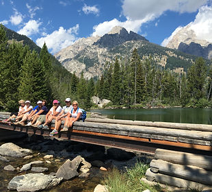 Grand Teton National Park - Girls trip.J