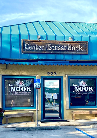 Center Street Nook in Jupiter, FL