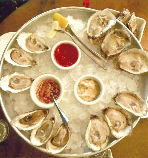 Oysters in Chattanooga