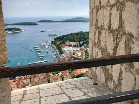 Bareboating Croatia-Hvar, 2018
