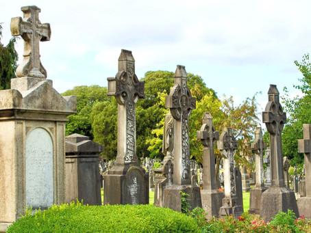 An Intriguing Walk through Ireland's History at Dublin's Glasnevin Cemetery