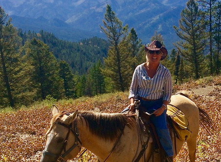 Add Horseback Riding to your Wyoming Vacation
