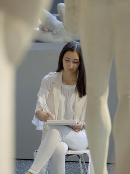 (Switzerland) Serena Singh - Portrait einer Künstlerin, Movie by Aviatic Films