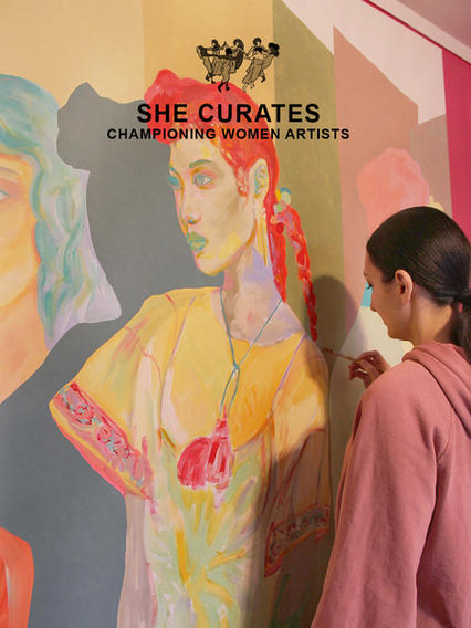 (England) She Curates Interview with Serena Singh