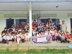 ワイヒーン村 SIVIO第二小学校