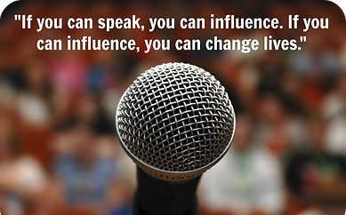 Public Speaking Training using NLP