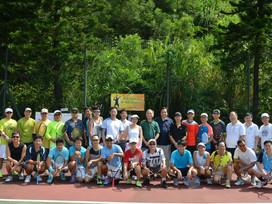 香港資訊科技界第一屆國慶盃網球團體賽
