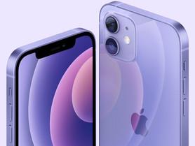 蘋果公司發佈會 − 推出全新「紫色」 iPhone 12 與 iPhone 12 mini 機型