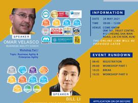 Workshop of Agile Methodology