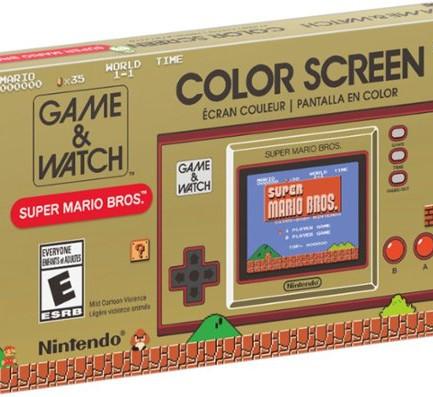 任天堂改造便攜式遊戲系統 80年代經典產品重現